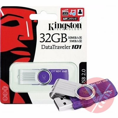 USB Kingston 32GB Data Traveler 101