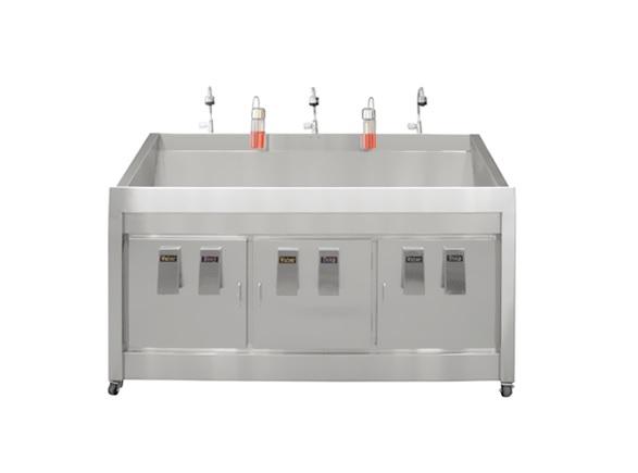 Bồn rửa tay vô trùng 3 vòi