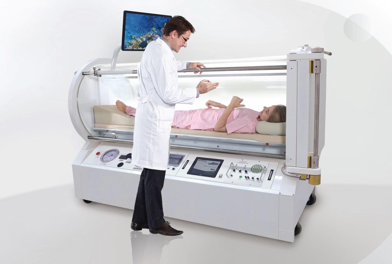 Buồng điều trị oxy cao áp đơn ( cho 1 người )