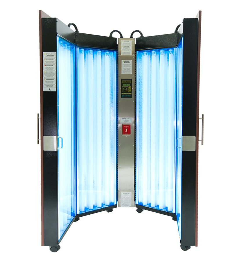 Buồng điều trị bằng tia UV toàn thân