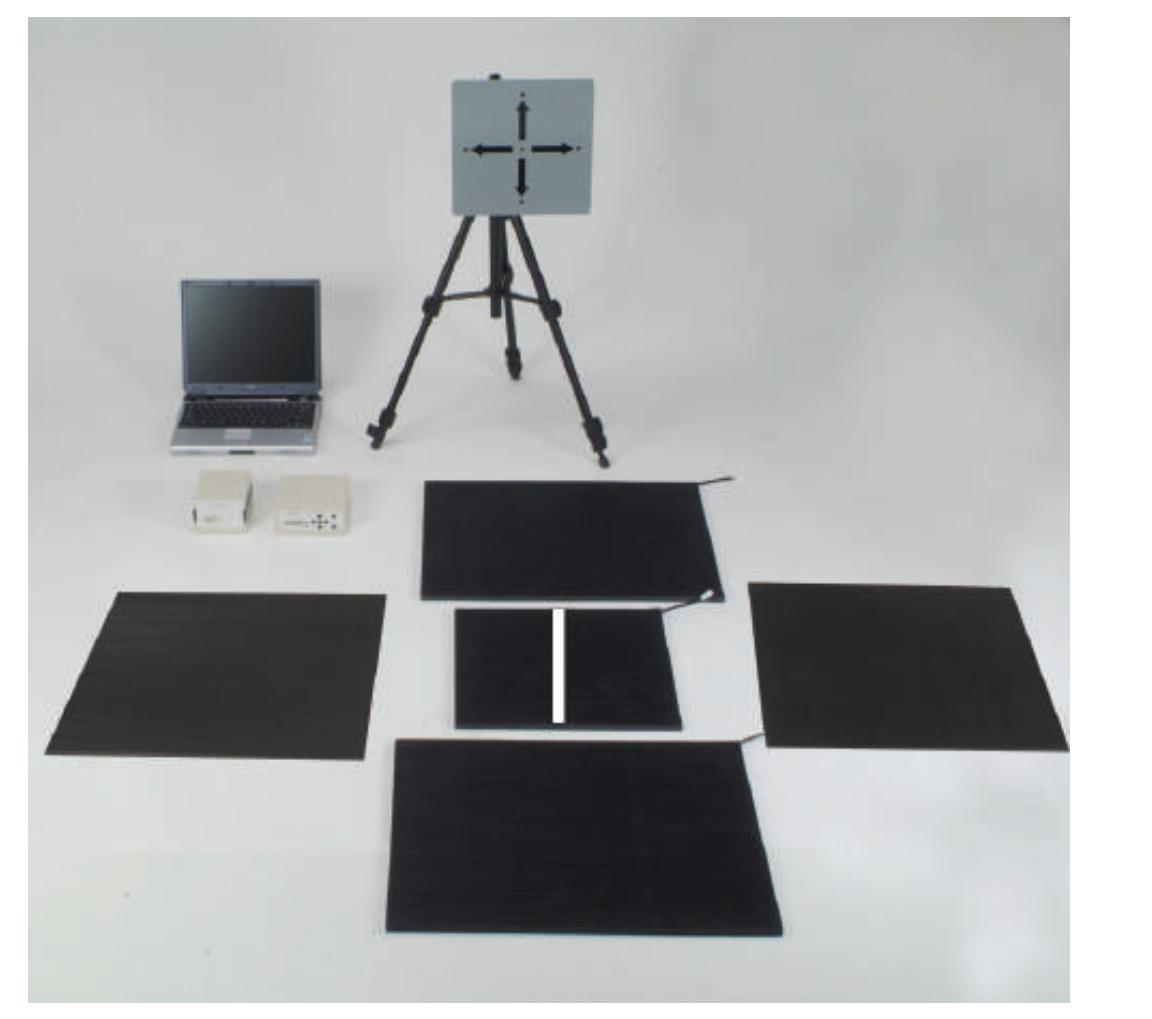Máy đo phản xạ toàn thân