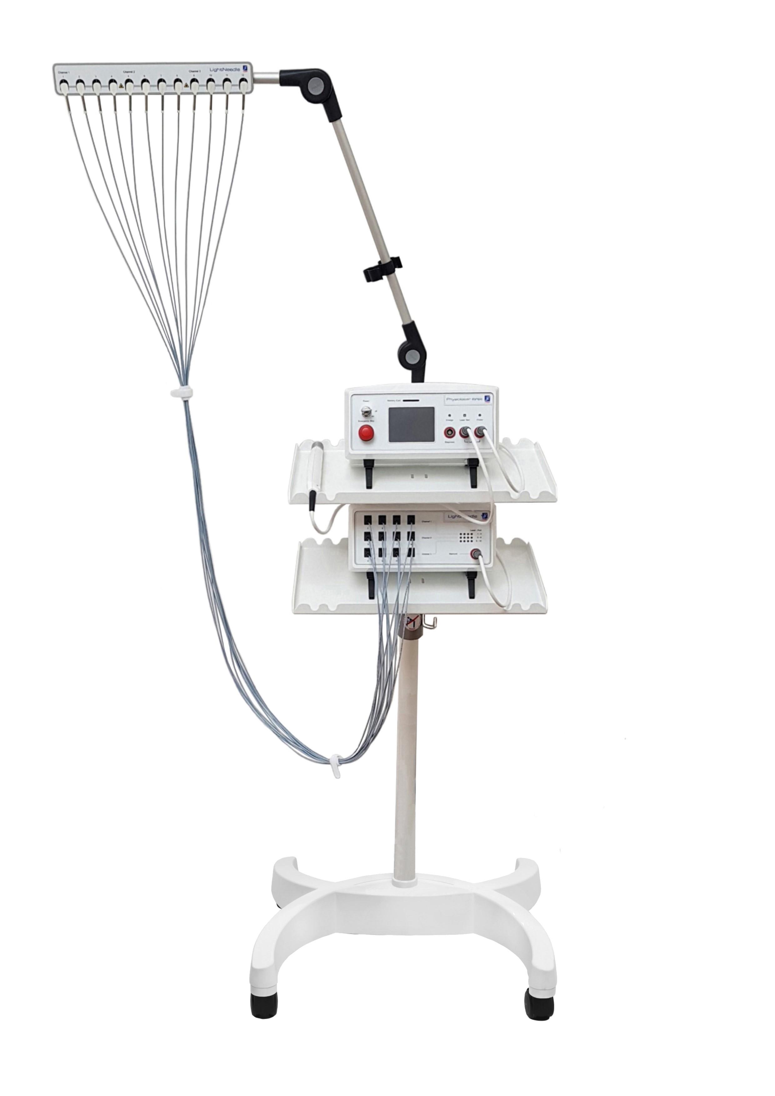 Máy laser châm cứu 12 kênh - Đức