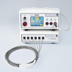 Máy laser nội mạch không xâm lấn