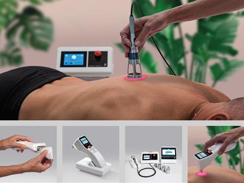 Máy laser trị liệu cường độ cao