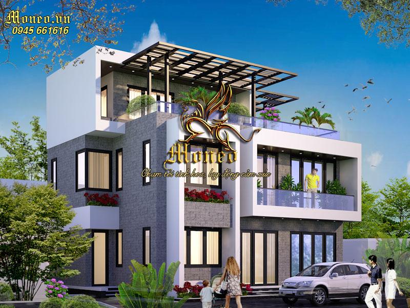 kiến trúc 3 tầng hiện đại