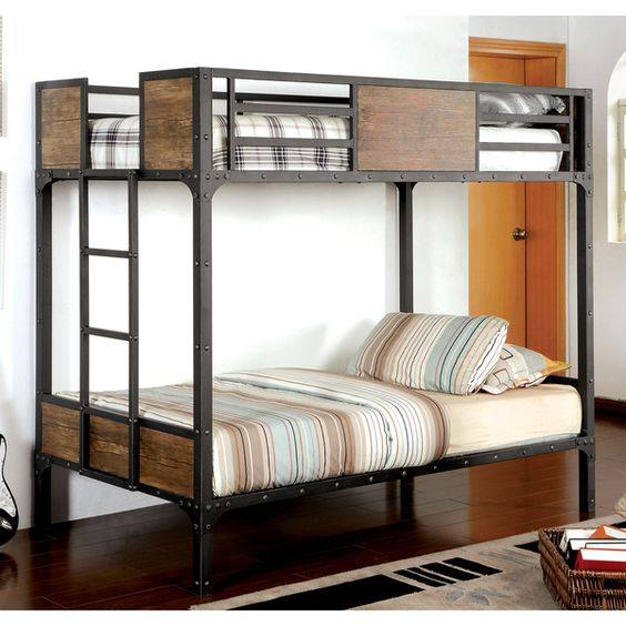 Giường tầng GTS006