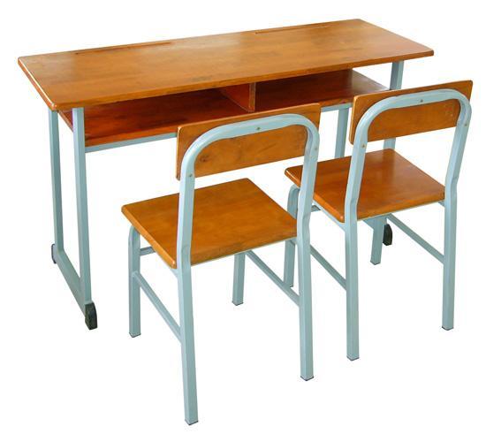 Bàn học sinh 2 ghế rời