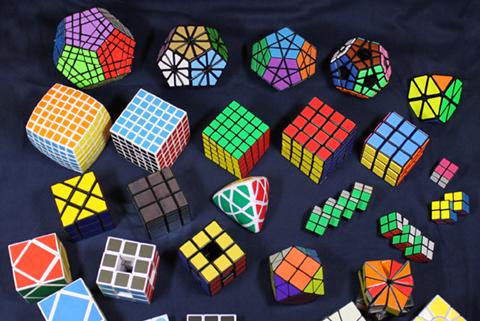 Tổng hợp tất cả các loại Rubik trên thế giới H2 Rubik Shop