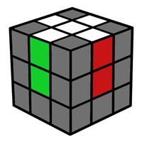 Công thức CFOP đầy đủ- bước 1: công thức tạo dấu cộng rubik