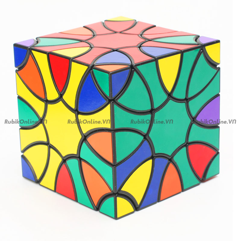 VeryPuzzle Clover Cube - Biến thể cao cấp H2 Rubik VN