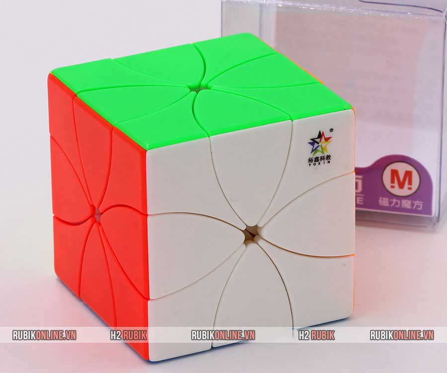 YuXin Eight Petals Cube Magnetic