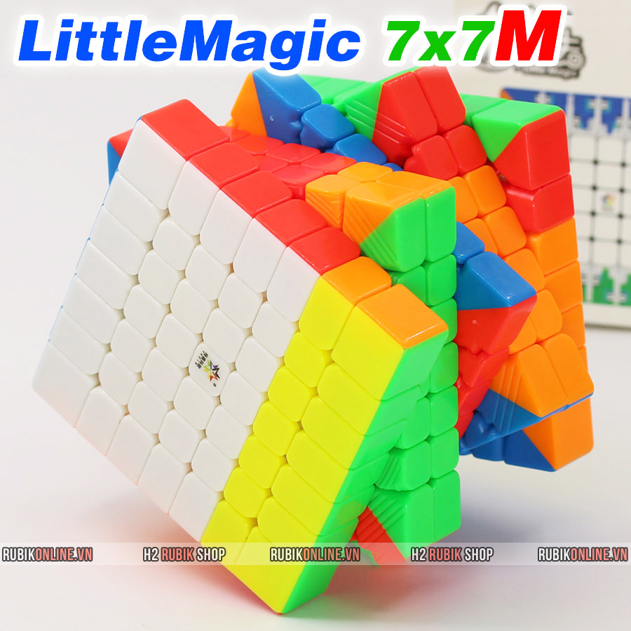 YuXin-Little-Magic-7x7-M