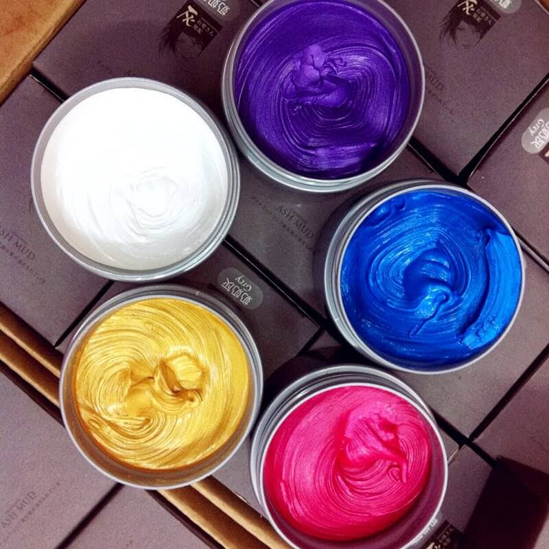 wax color for hair