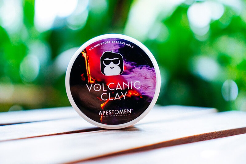 Apestomen Volcanic Clay review