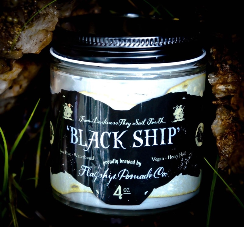 review Black Ship Pomade