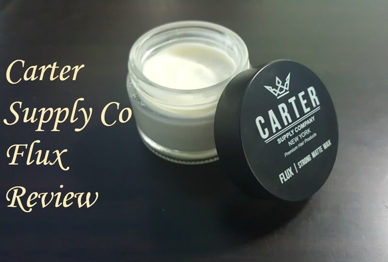 carter flux wax