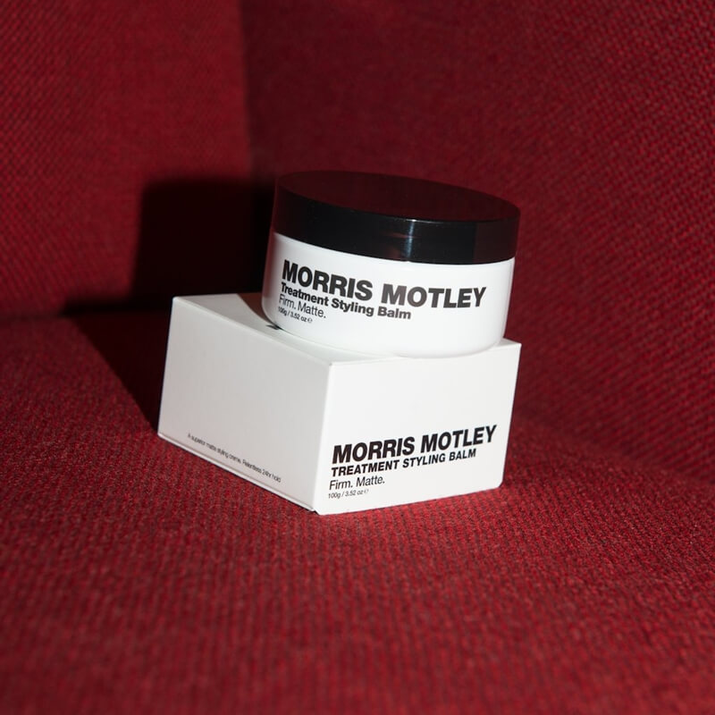 Morris Motley Treatment Styling Balm review