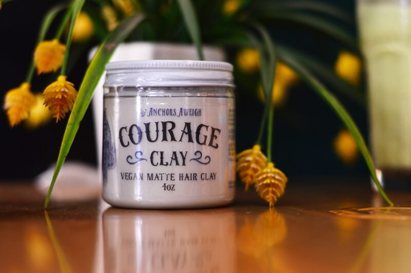 Clay Courage Pomade review