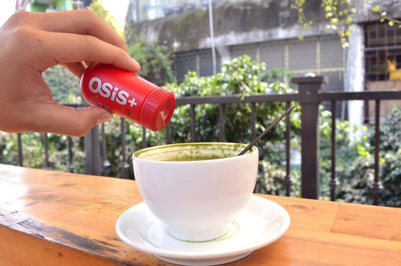 review Osis+1 Dust It