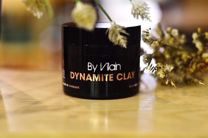 By Vilain Dynamite Clay review