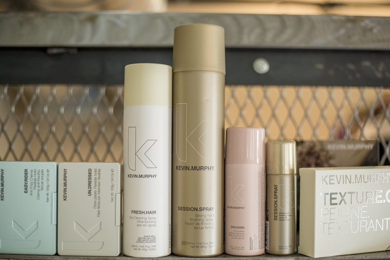 review Kevin Murphy Sesion Spray
