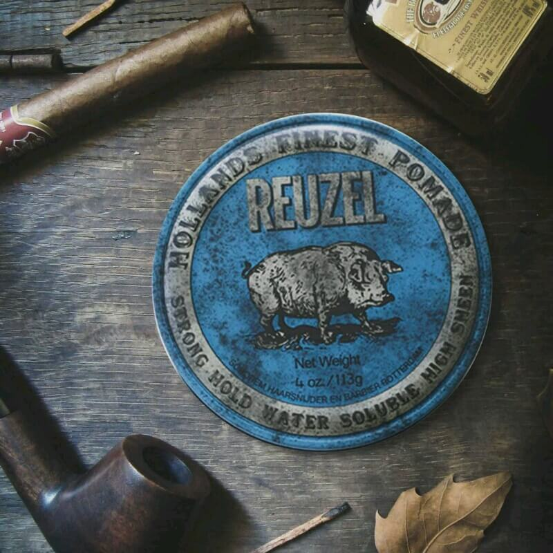 Reuzel Blue Pomade review