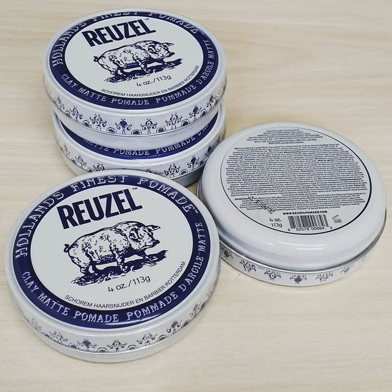 review  Reuzel Clay Matte Pomade