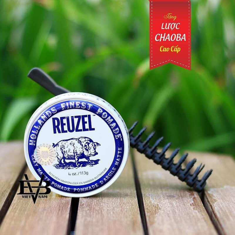 Reuzel Clay Matte Pomade review