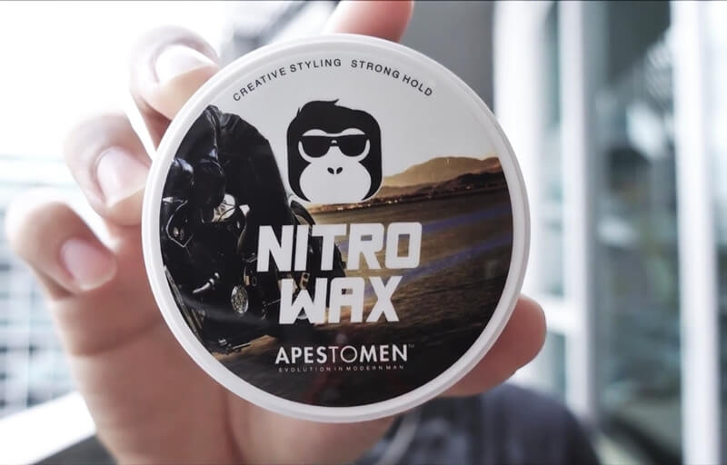 review Apestomen Nitro Wax.