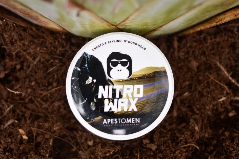 review sáp Apestomen Nitro Wax.