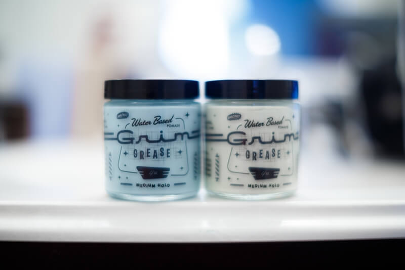 Sản phẩm Grim Grease Clay Pomade (Mỹ)
