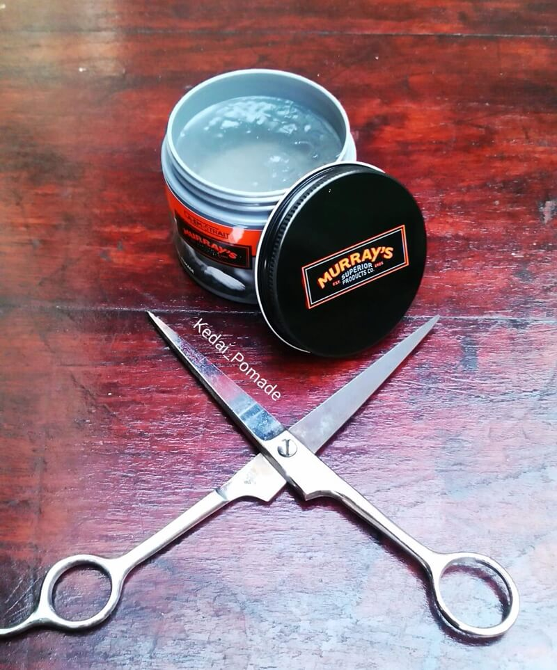 Pomade Murray's La Em Strait Firm Hold Gel Pomade