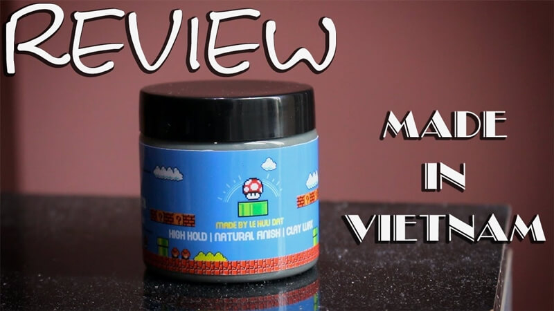 Sáp vuốt tóc Dream Cartoon Clay Wax