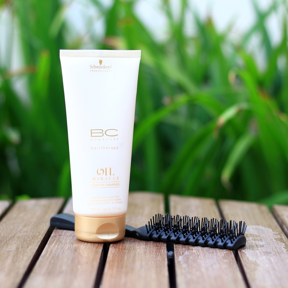 Dầu Gội đầu BC Bonacure Oil Miracle Light Oil