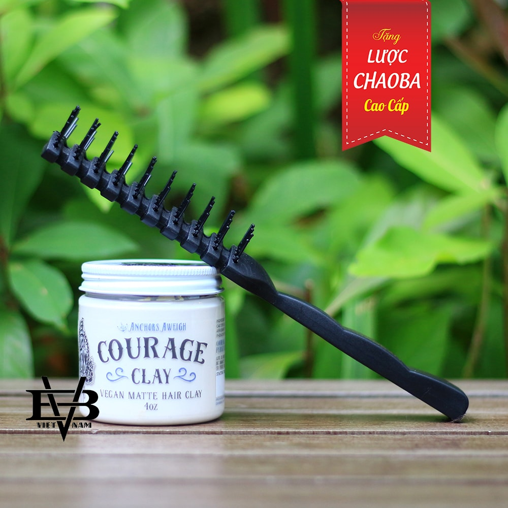 Courage Clay Pomade review