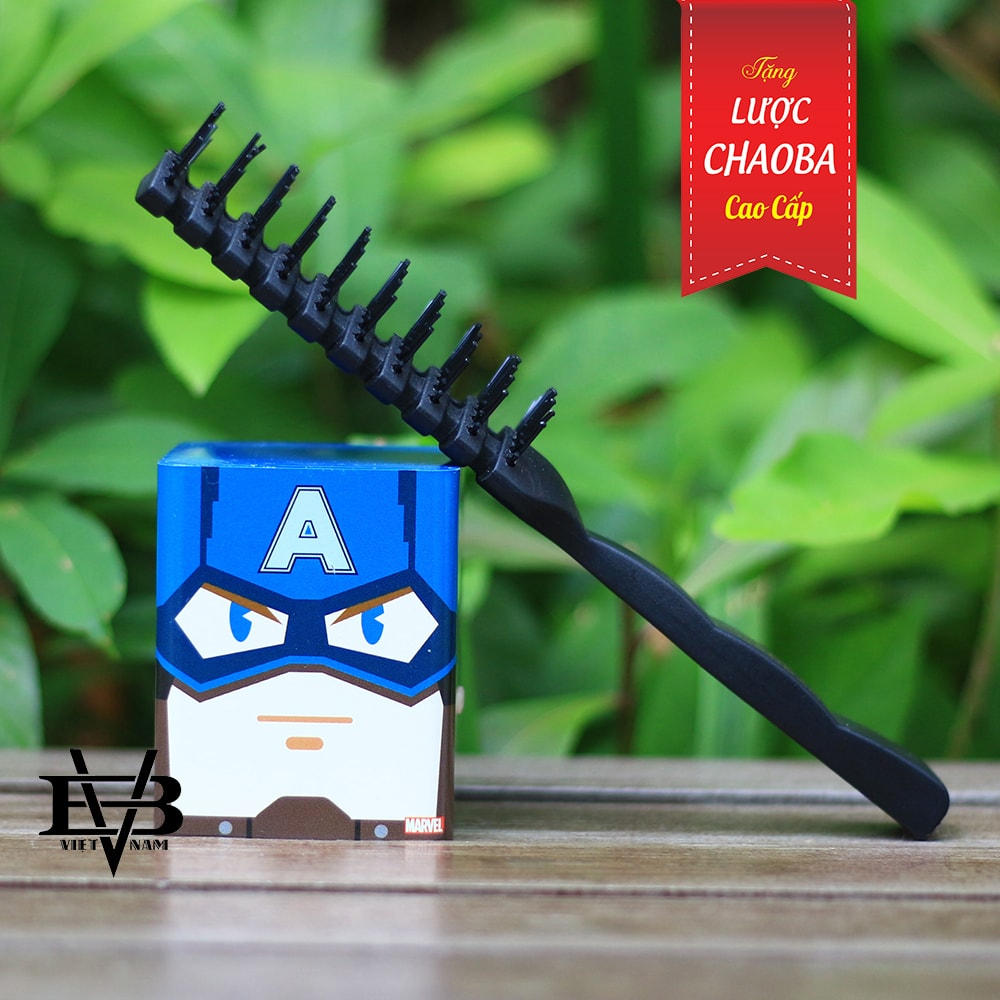 Sáp vuốt tóc 2Vee Ultra Wax Captain America series 2