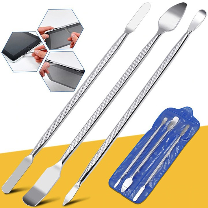Bộ 3 dụng cụ sửa chữa, giúp mở nắp điện thoại, ipad, laptop