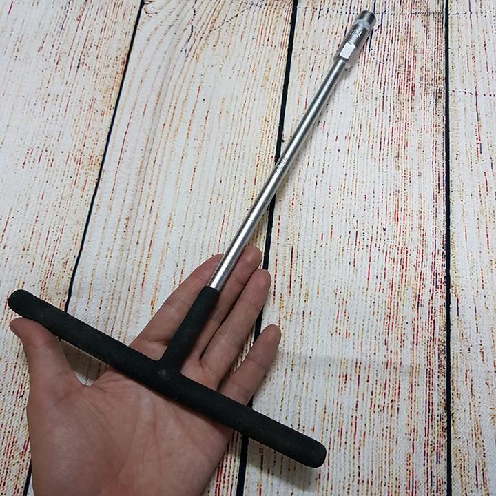 Tay vặn khẩu chữ T Yeti vặn đai ốc, Ê cu và lục giác 10mm