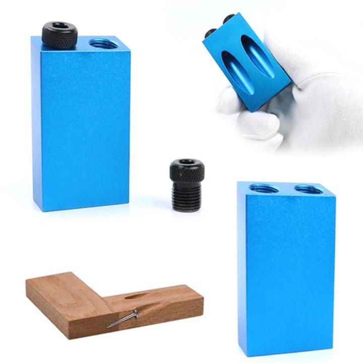 Bộ cữ giúp khoan chéo, khoan xiên 6-10mm đa năng bỏ túi