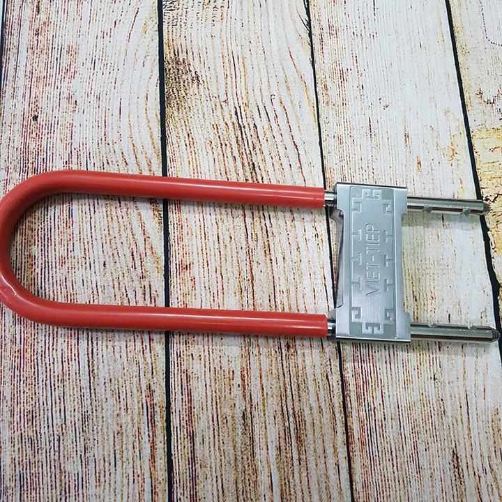 Khoá chữ U dài 36cm Việt Tiệp 02313 - khoá chân cửa kính