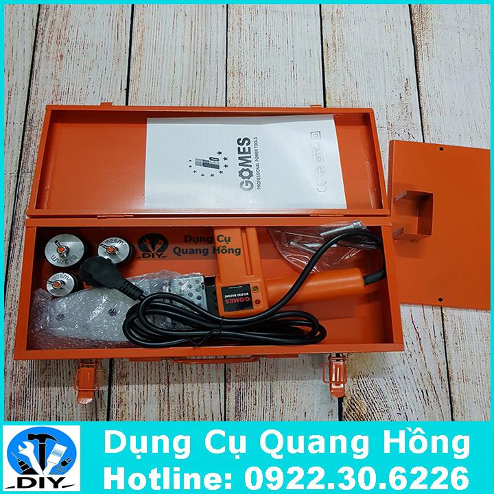 Máy hàn ống nhiệt 20 - 32mm Gomes GB-4060AC