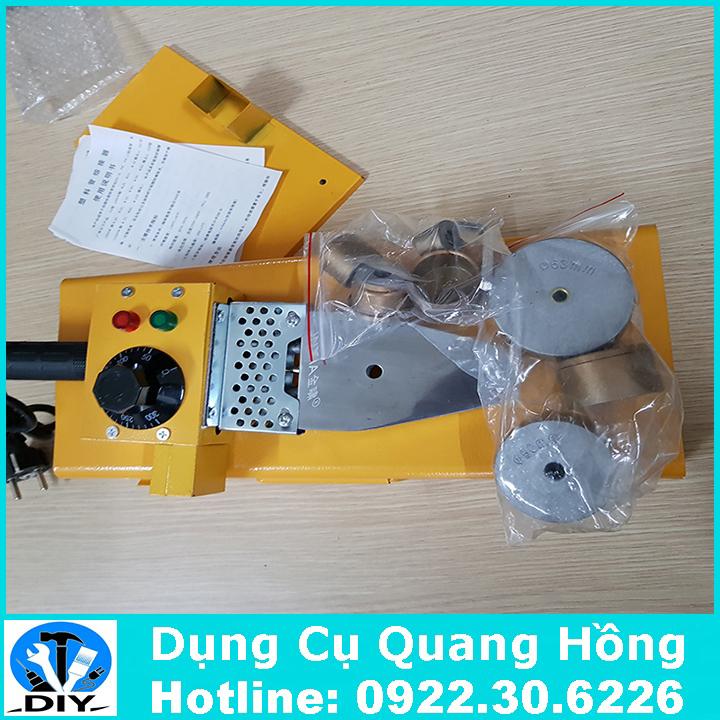 Máy hàn ống nhựa, máy hàn nhiệt PPR 20-63mm Jinxiao Jx163