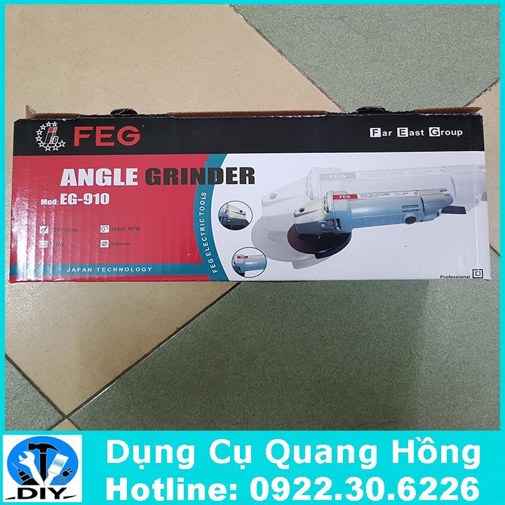 Máy mài cầm tay FEG EG-910