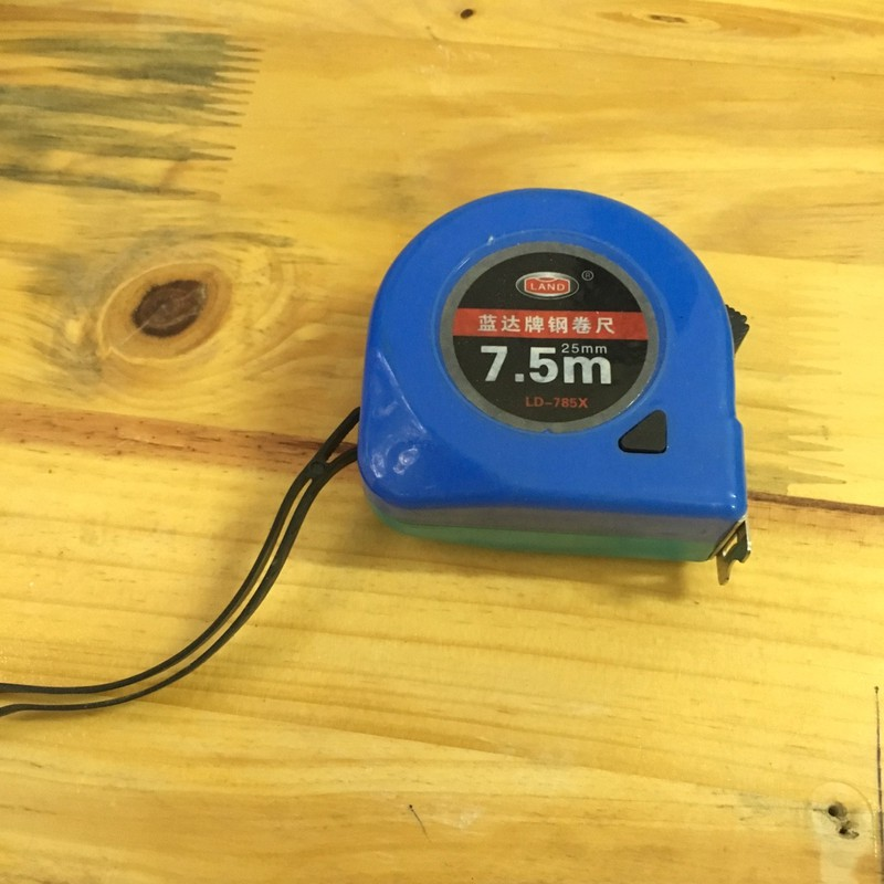Thước cuộn 7.5m LD-785X