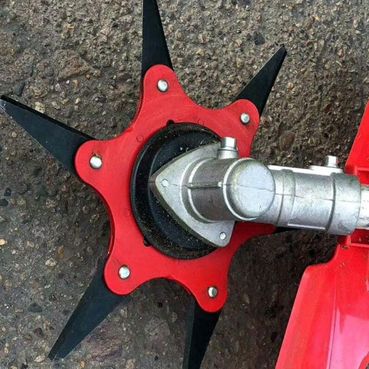 Lưỡi Dao Máy Cắt Cỏ 6 Cánh - Dụng cụ làm vườn