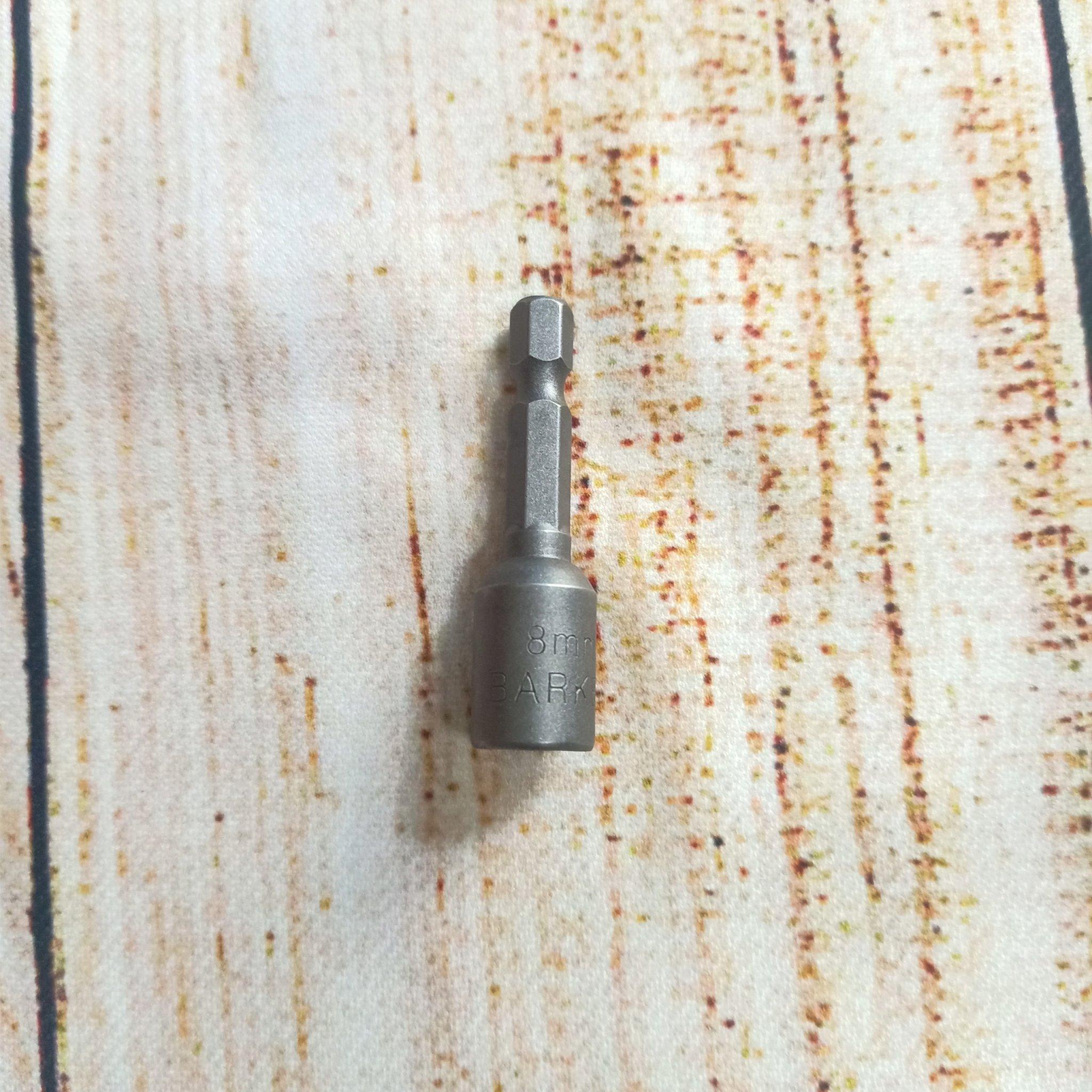 Đầu chụp bulong bắn vít lục giác có nam châm 8mm - 10mm