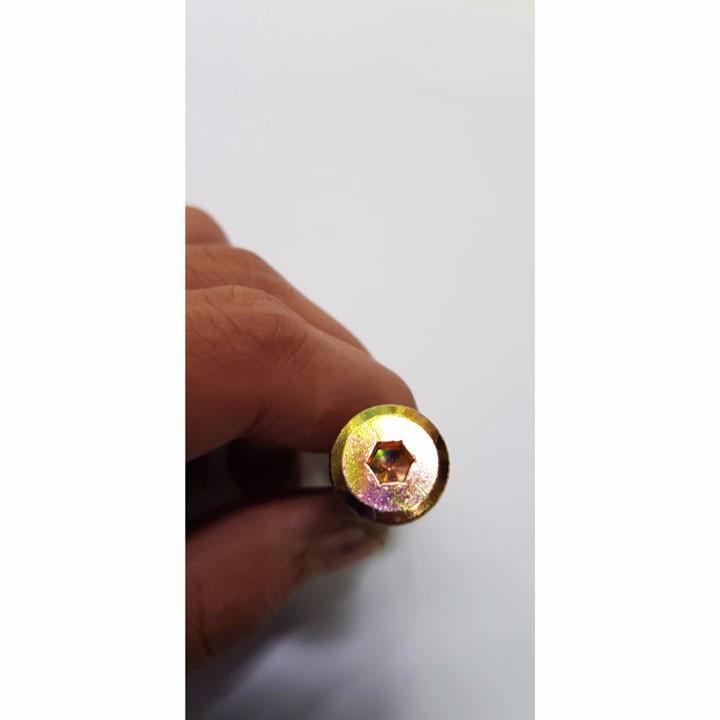 Bu lông lục giác chìm phi 6 - 80mm x 50 con