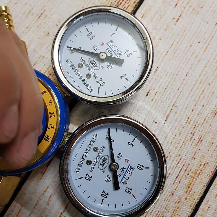 Đồng hồ O2