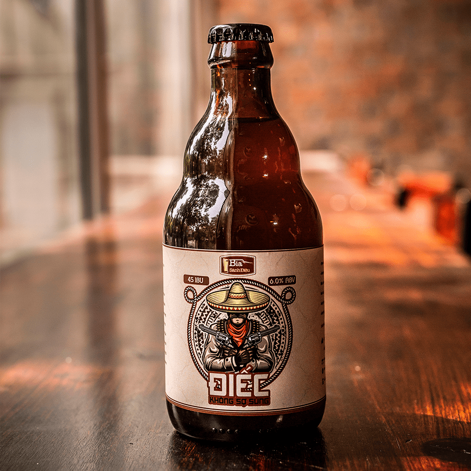 Bia chai craft beer