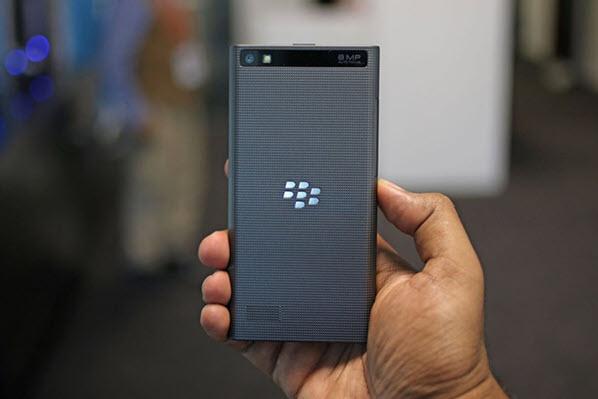 BlackBerry Leap cũ vẫn giữ giá trị theo thời gian  BlackBerryShop